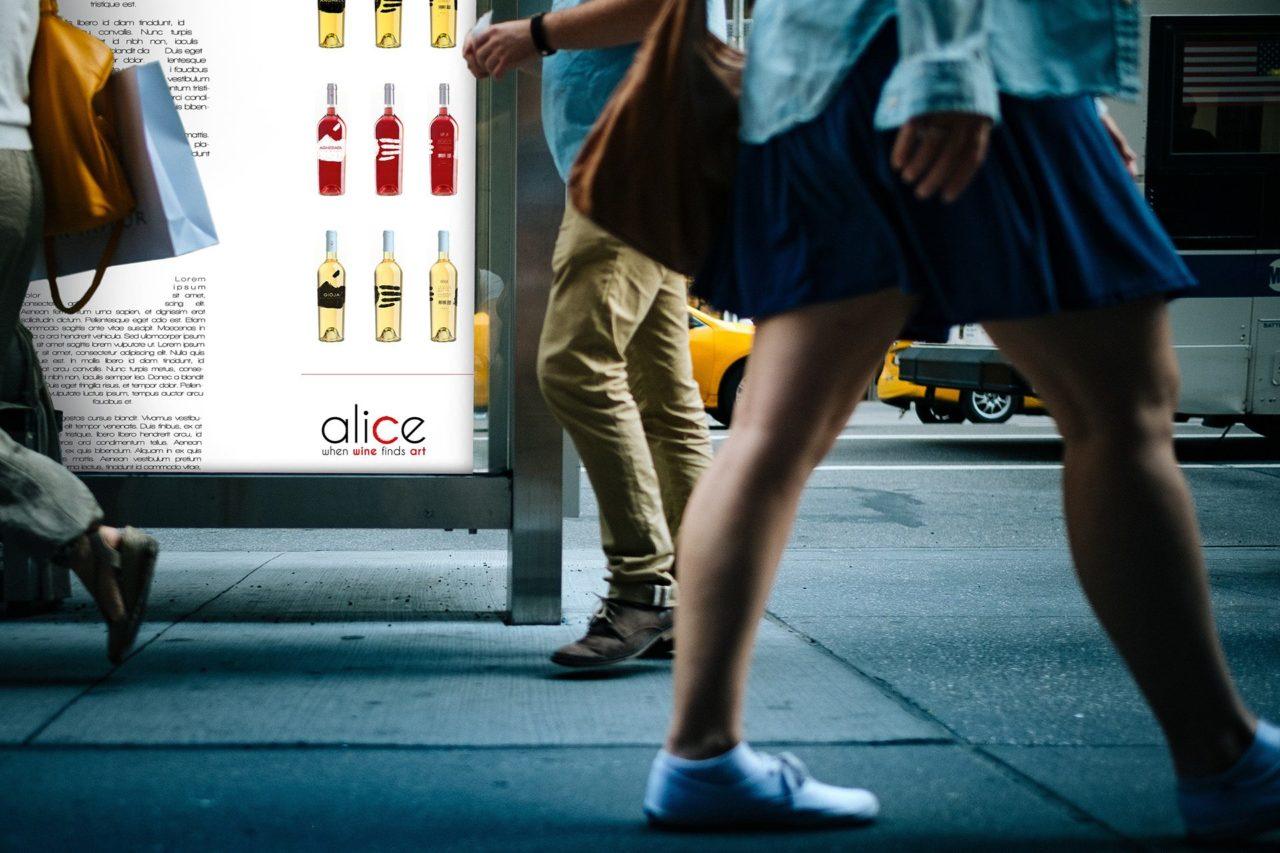 Alice Wine - Andrea Carta - Design