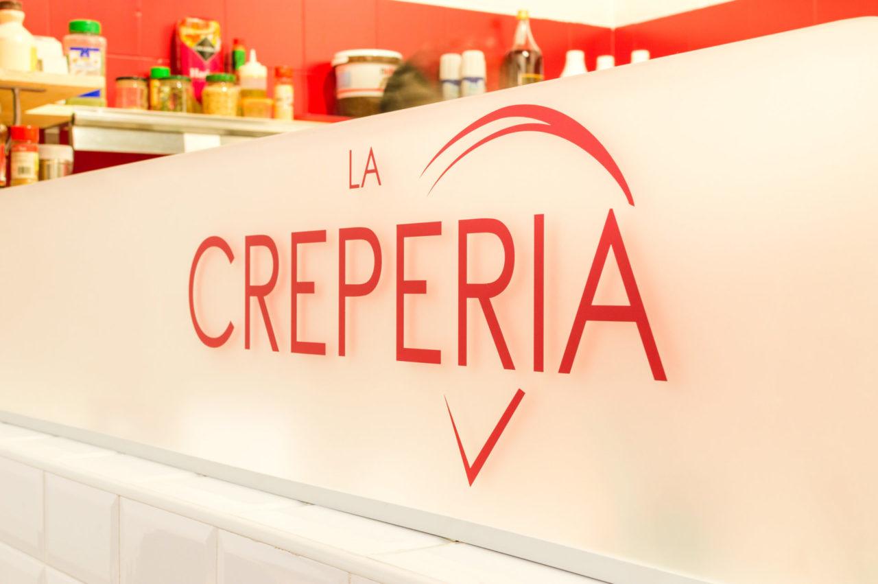 LA Creperia - Andrea Carta - Design