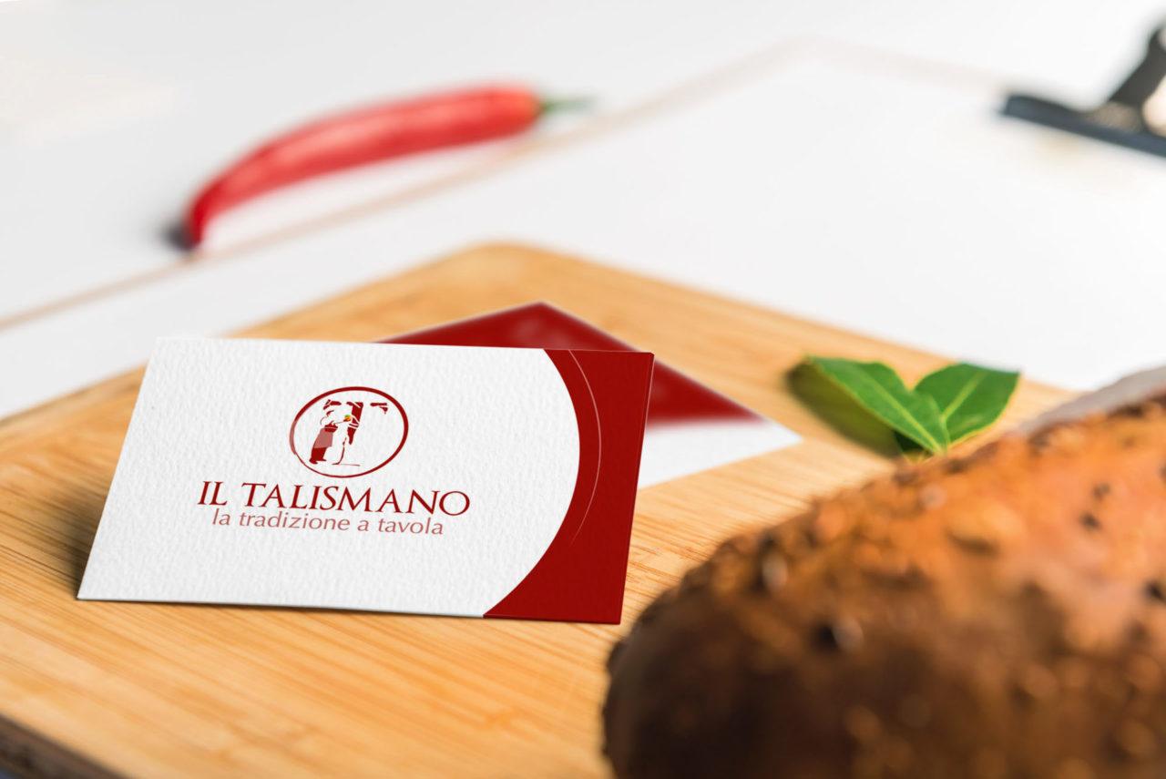 Il Talismano - Andrea Carta - Design