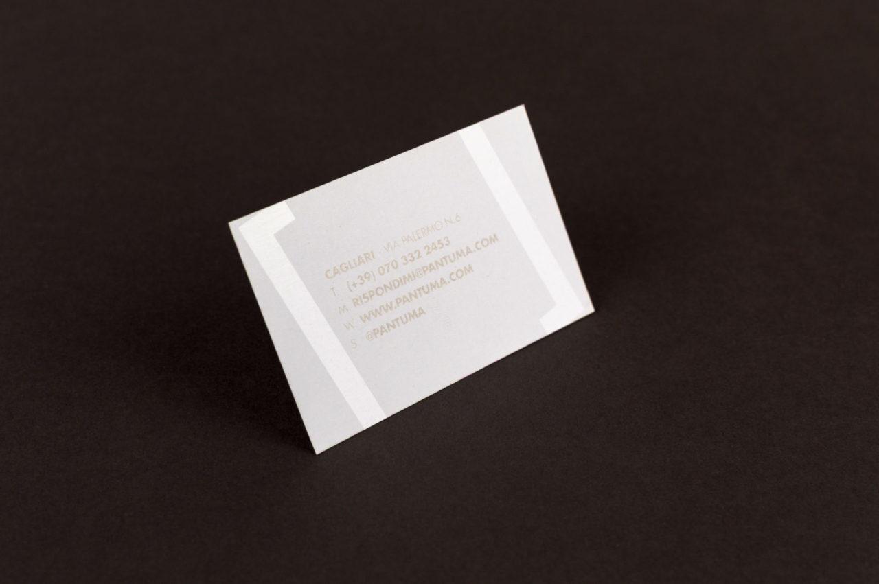 Pantuma - Andrea Carta - Design