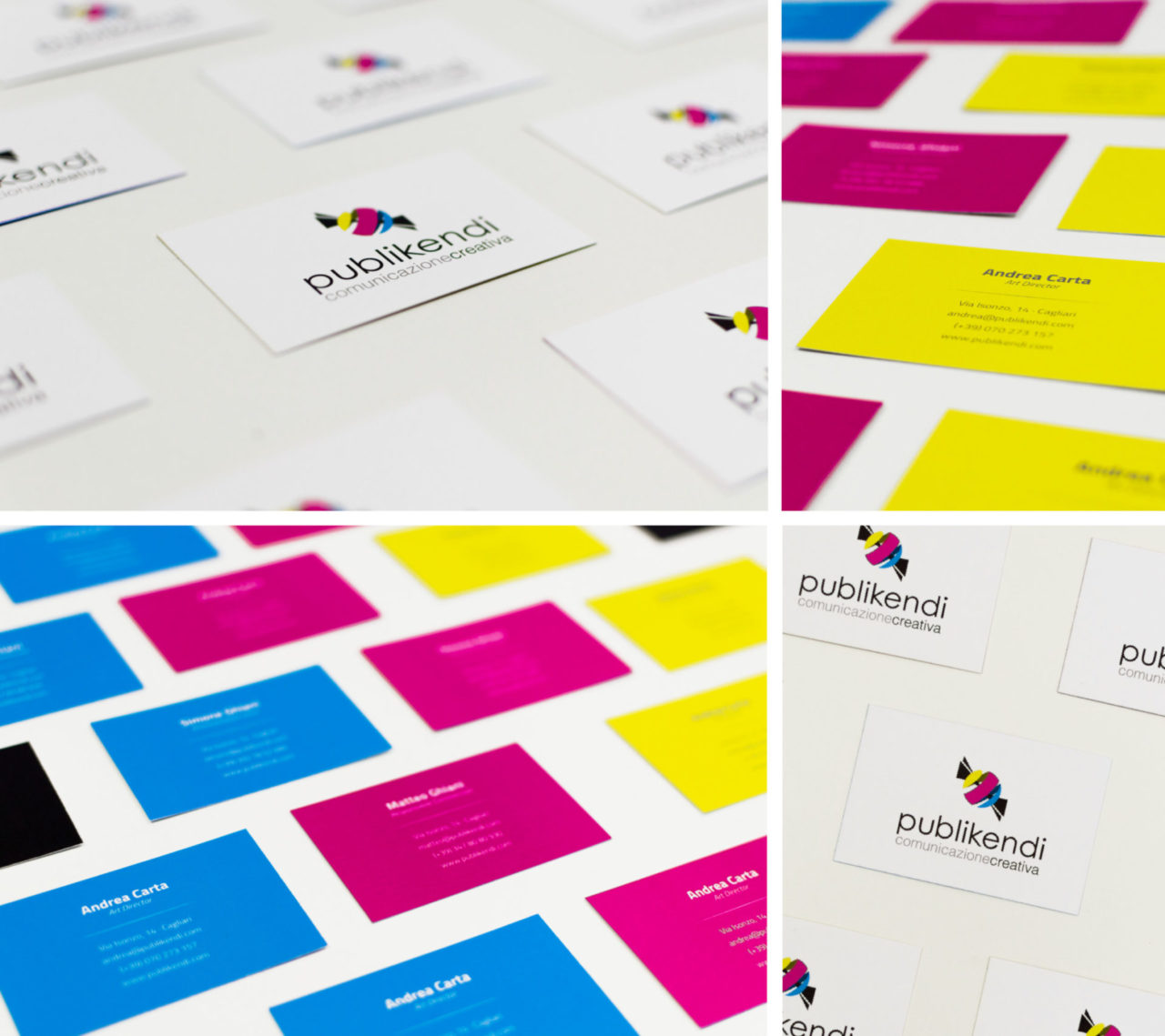 Publikendi - Andrea Carta - Design