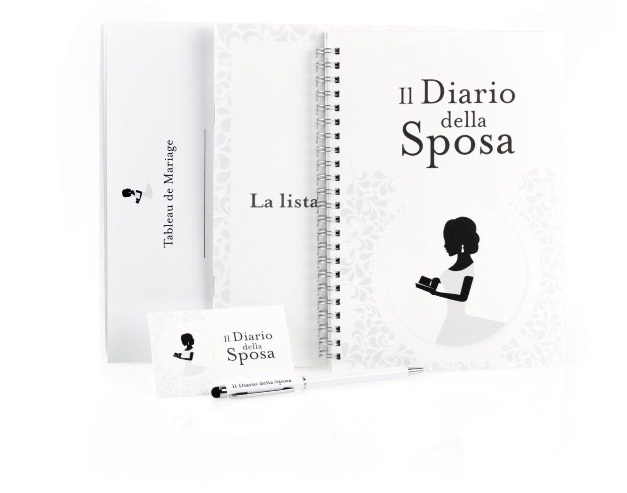 Il Diario della Sposa - Andrea Carta - Design